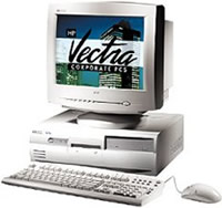 Bargain Refurbished PC: HP Vectra VE6